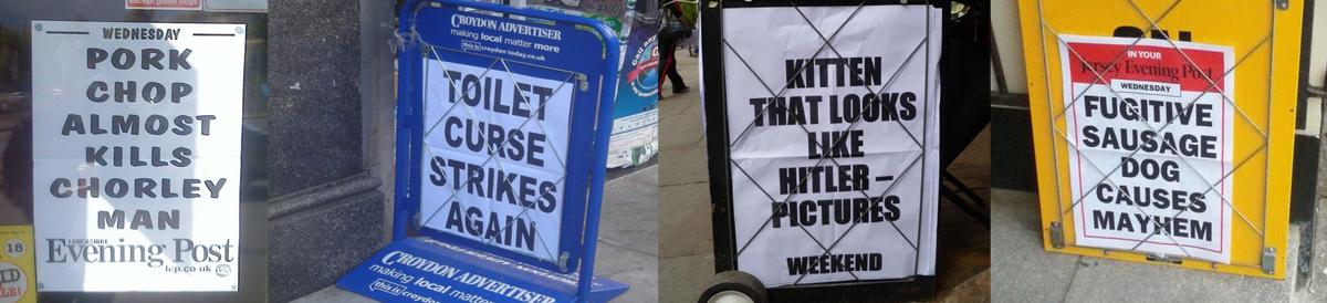 Copywriting headlines