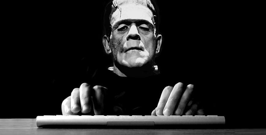 Copywriting monster – Jonathan Wilcock