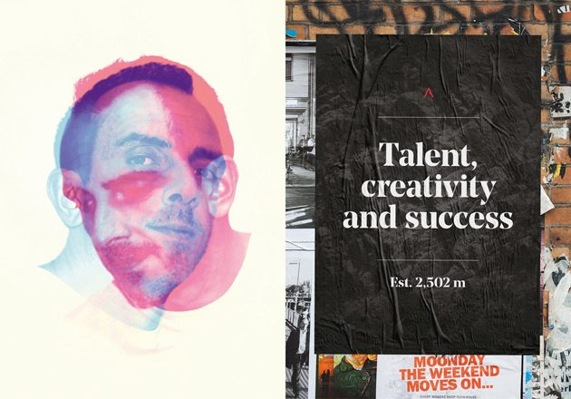 So, What If… Probing the creative mind – David Taylor, Graphic Designer and Art Director