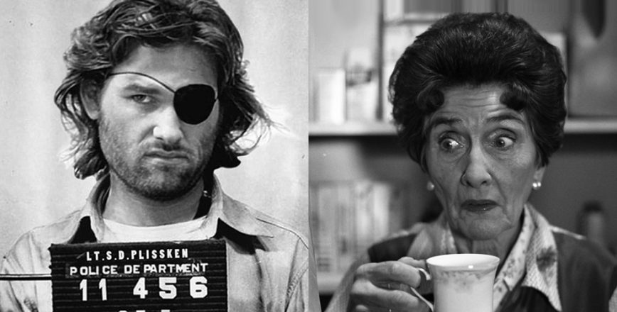 The agony of a freelance copywriter – Snake Plissken v Dot Cotton