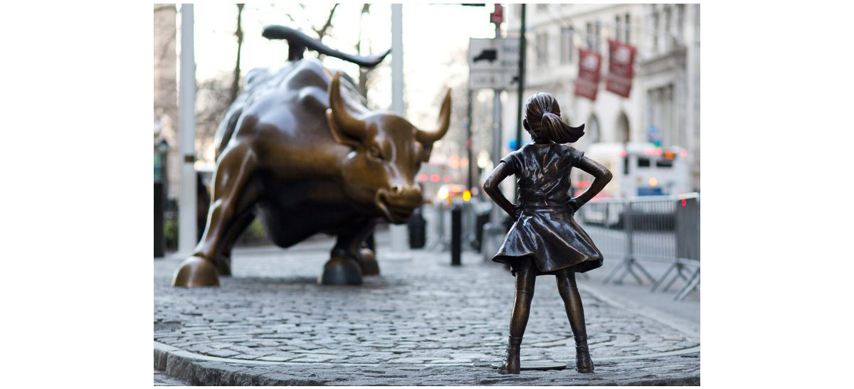 Bryce Groves Advertising Art Director – Fearless Girl