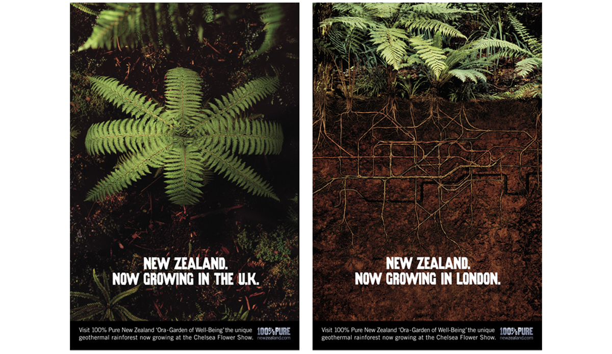 Bryce Groves Advertising Art Director – NZ in the UK